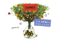 Exprès - Via Aerea - Par Avion
