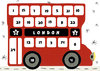 Sandra-Monat-Adventskalender - Double-decker